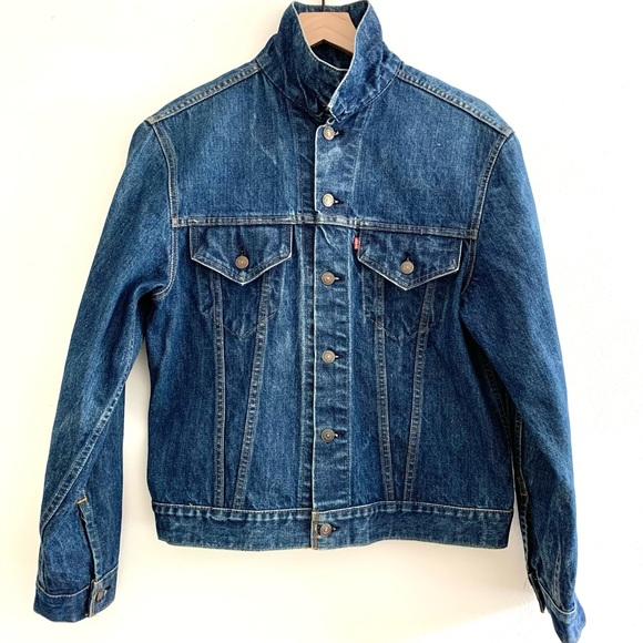 Made in USA - Levi's Type III Denim Jacket